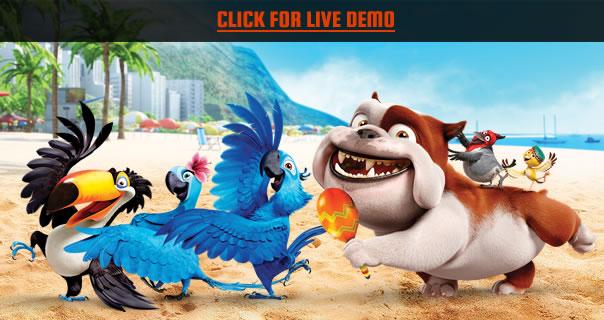 Rio Demo Launch