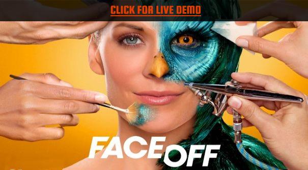 SyFy Faceoff Launch Demo