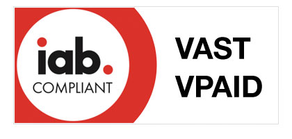 VAST/VPAID Compliant